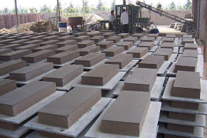 the PVC pallets solid large block