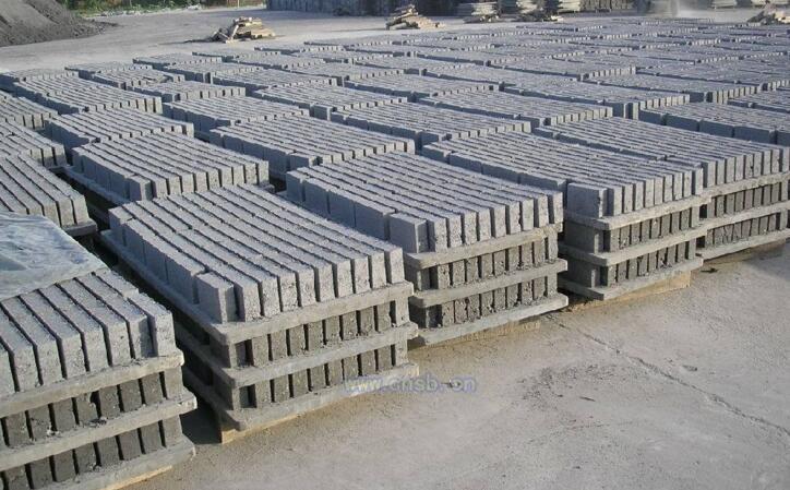cement brick pallets for concrete block machine